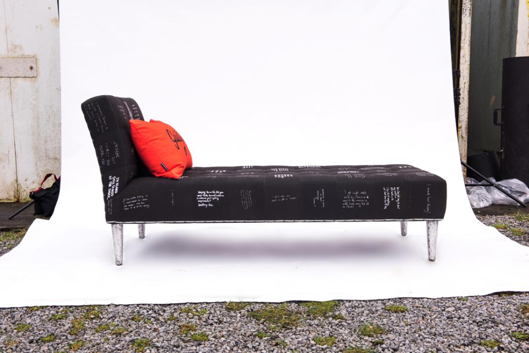 confessional couch/lorraine osborne