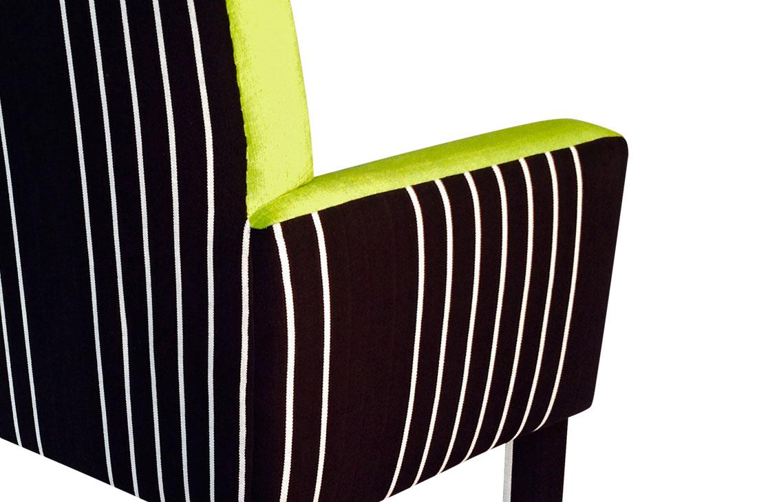 lorraine osborne/elephant chair