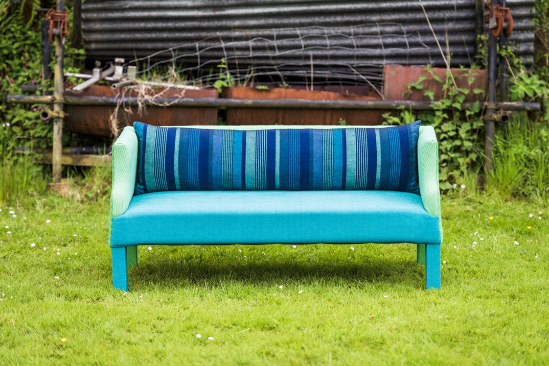 lorraine osborne/gecko sofa