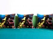 lorraine osborne .Serendipstick cushion