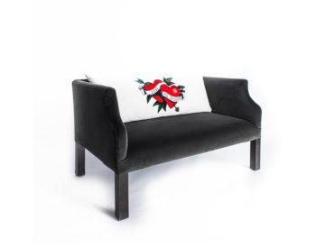 lorraine osborne. sofa-love-me-tender