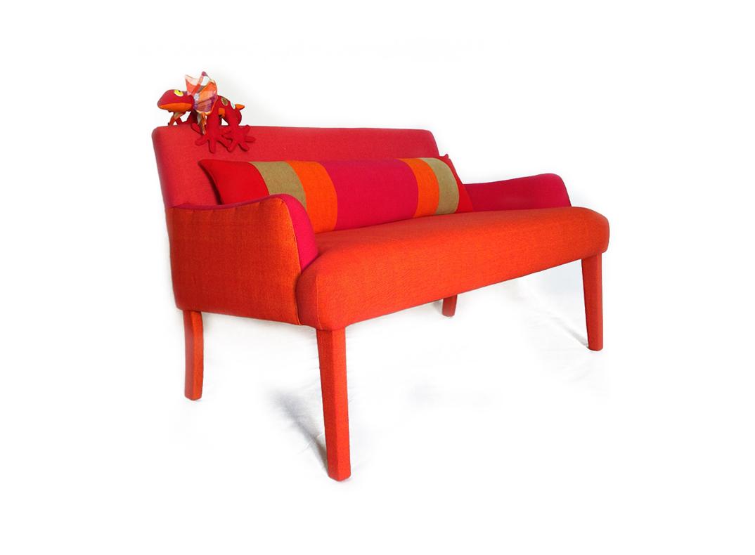 lorraine osborne/chameleon sofa