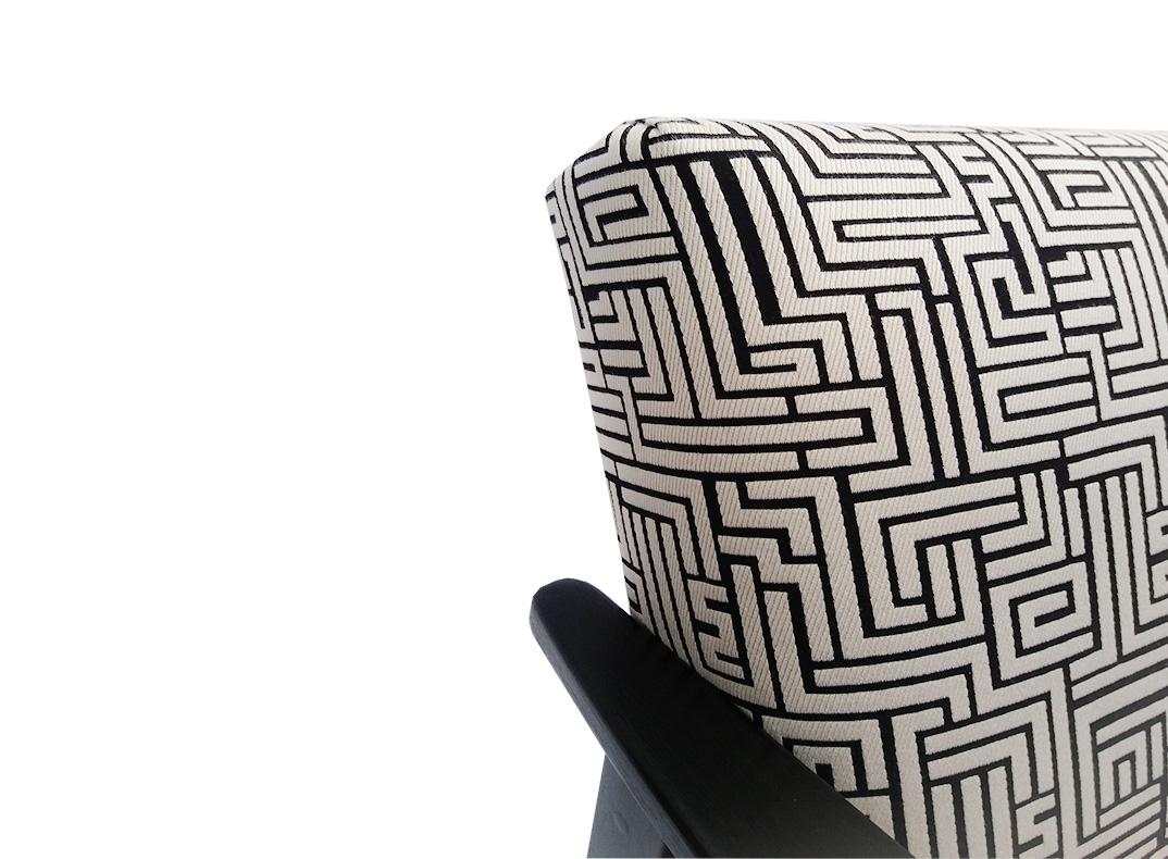 lorraine osborne. black and white telly chair 5_edited