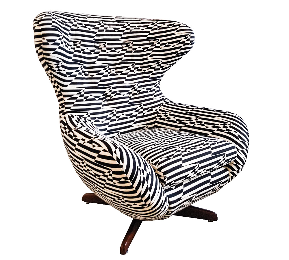 Enjoyable The Zig Zag Chair Lorraine Osborne Short Links Chair Design For Home Short Linksinfo